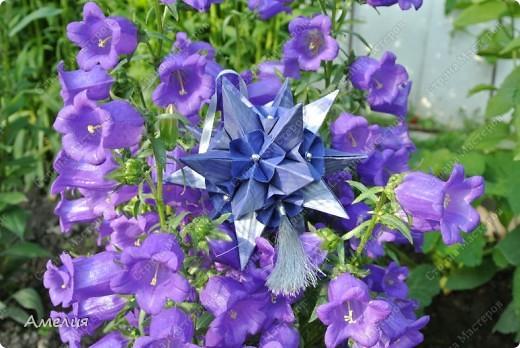 Кусудама Flower Star фото 3