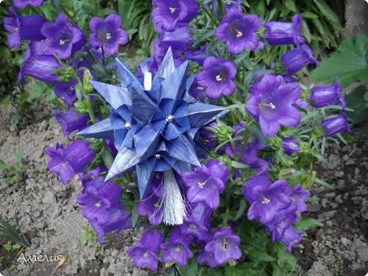 Кусудама Flower Star фото 2