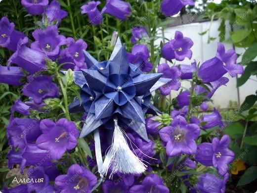 Кусудама Flower Star фото 1