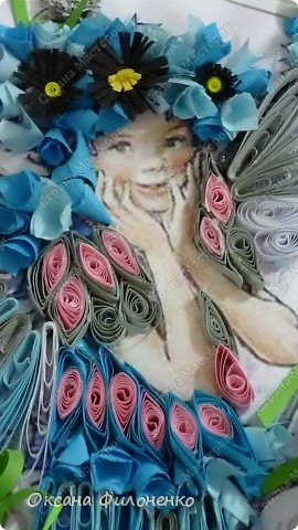 мой цветок-василёк фото 1