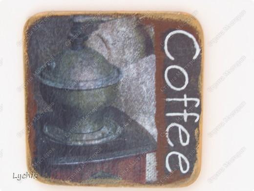 Доброй ночи Всем !!! Сегодня я сотворила кофейный триптих!! (в дополнение к кофейному наборчику!!)  фото 2