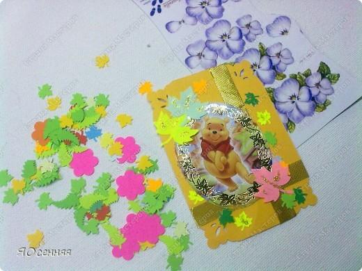 """Игра """"Весна"""" организатор - Настёна - котёна  Это моя карточка, Карточек было пять но общей фото  не сохранилось фото 11"""