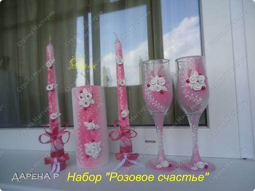 """набор """"Розовое счастье"""" фото 1"""