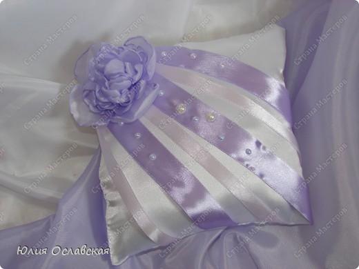 Эх, затянуло меня создание наборов. Итак хочу представить вам очередной набор в бело-фиолетовом цвете. фото 4