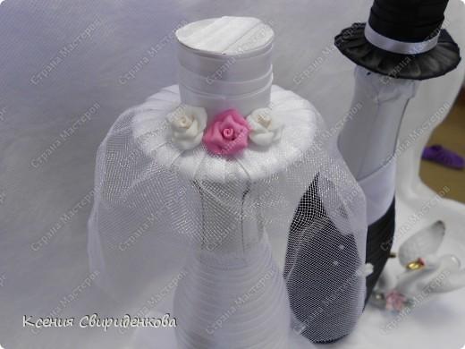 Бело-розовый набор. фото 6
