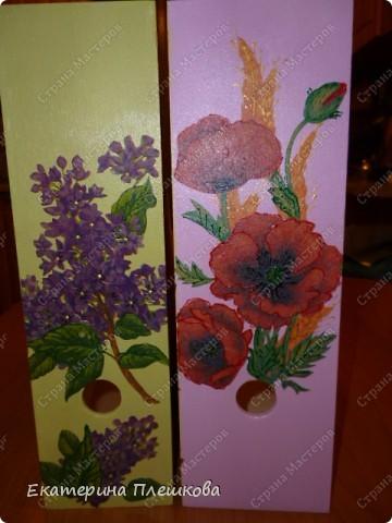 """Вот такие """"хламовнички"""" наваяла я для своей сестры. Теперь не будет бросать бумаги по всему столу.)))) А разный цвет и картинка каждой стороны будут задавать тон её настроения))))))"""