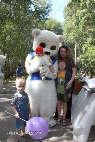 В день Семьи, Любви и Верности. 7 июля 2012 г.   фото 2