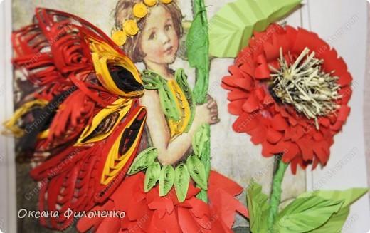 фея  с цветком фото 4