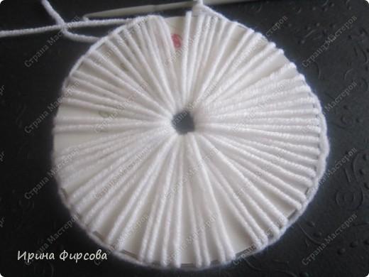 Летняя вязанная сумочка из СД - дисков плюс МК))) фото 35