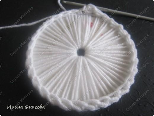 Летняя вязанная сумочка из СД - дисков плюс МК))) фото 43