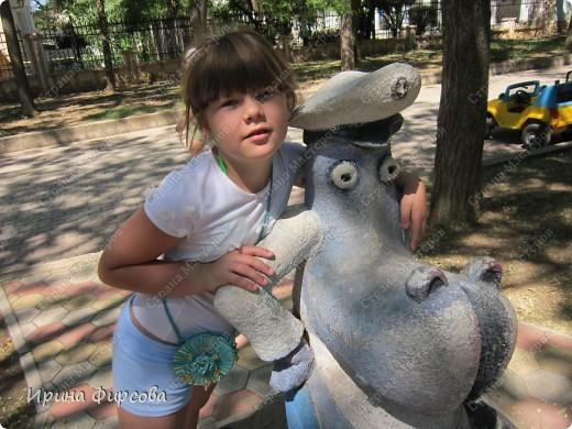 Летняя вязанная сумочка из СД - дисков плюс МК))) фото 17