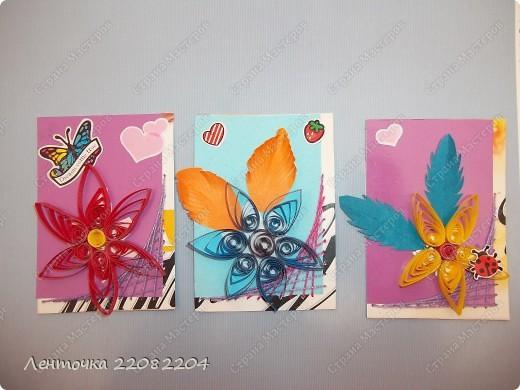 Вот такие АТСки получились))))на средней АТС цвет цветка темно-фиолетовый