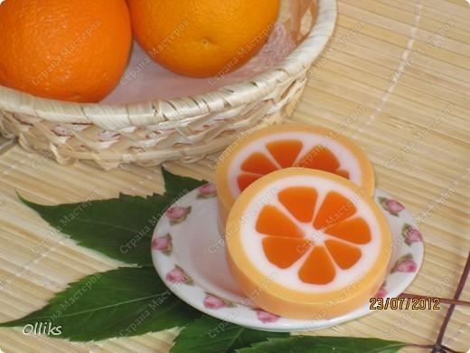 """Мыло """"Мандариновые зайчики"""" и """"Апельсиновые морковки"""". фото 4"""