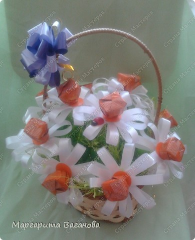 Летний сладкий букетик из ромашек фото 2