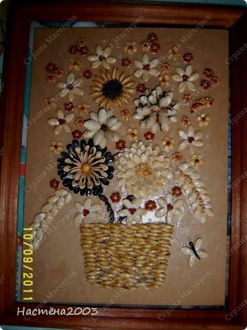 Эту работу я делала на Праздник осени во втором классе. Она даже участвовала на выставке в центре нашего города. фото 2