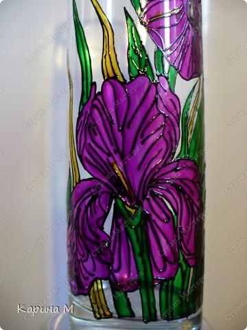 Доброго времени суток жители Страны, появилась у меня вот такая вазочка, в подарок на день рождение.  Только я как то не очень довольна результатом... Подскажите может чего-то не хватает? фото 2