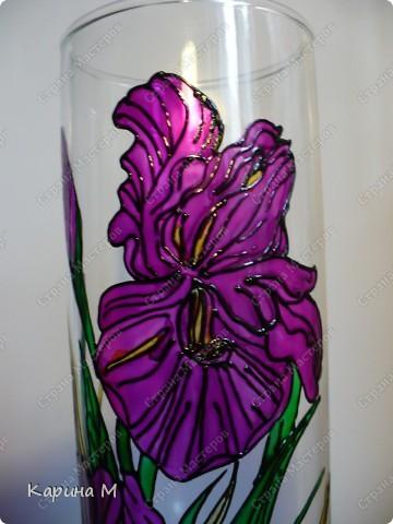 Доброго времени суток жители Страны, появилась у меня вот такая вазочка, в подарок на день рождение.  Только я как то не очень довольна результатом... Подскажите может чего-то не хватает? фото 3