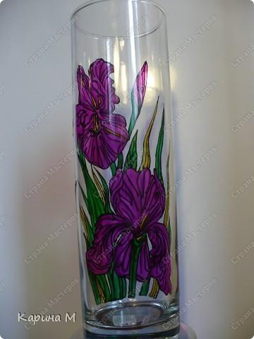 Доброго времени суток жители Страны, появилась у меня вот такая вазочка, в подарок на день рождение.  Только я как то не очень довольна результатом... Подскажите может чего-то не хватает? фото 4