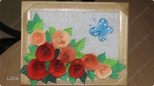 Картинки в подарок любительницам роз. фото 2