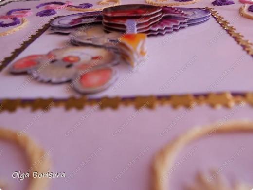 Здравствуйте, сегодня я с новыми детскими открыточками. фото 5