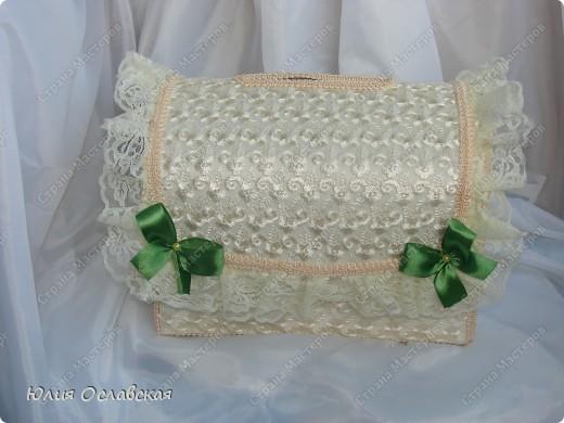 Вот такой набор мне заказала одна очаровательная невеста. Работать над ним было одно удовольствие. фото 3