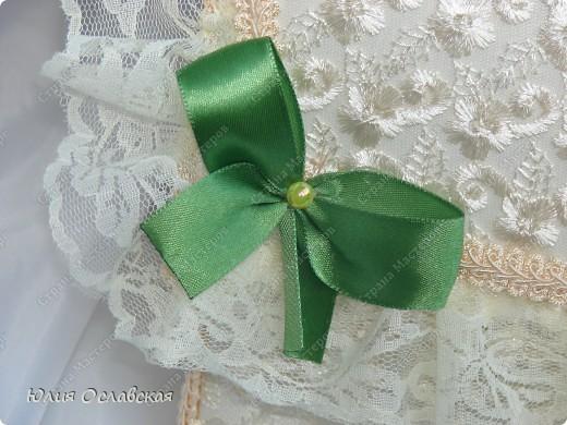 Вот такой набор мне заказала одна очаровательная невеста. Работать над ним было одно удовольствие. фото 5