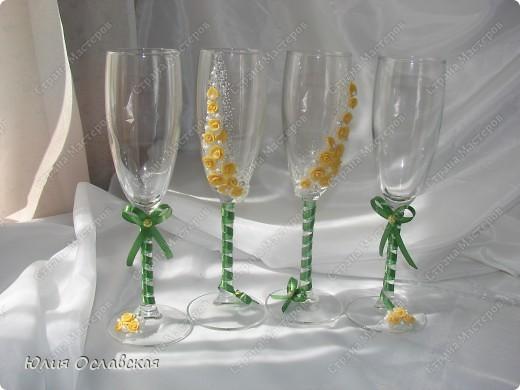 Вот такой набор мне заказала одна очаровательная невеста. Работать над ним было одно удовольствие. фото 2