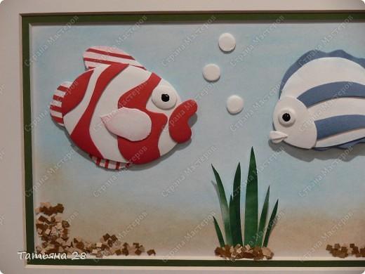Сегодня сделала рыбок. И сразу захотелось Вам их показать))) фото 2