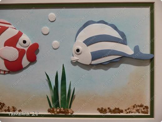 Сегодня сделала рыбок. И сразу захотелось Вам их показать))) фото 3