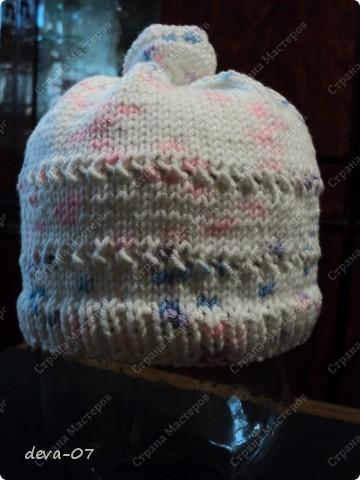 штанишки,кофточка и шапочка на ребенка  фото 6