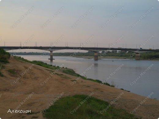 Старый мост через Вятку фото 1
