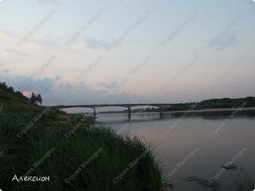 Старый мост через Вятку фото 5