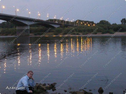 Старый мост через Вятку фото 7