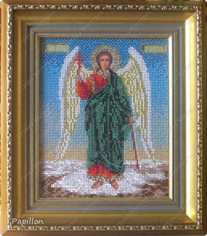 """Иконы """"Ангел Хранитель"""" и """"Богородица """"Умиление"""""""" фото 2"""