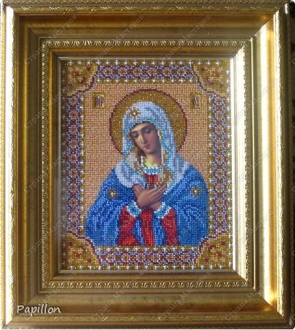 """Иконы """"Ангел Хранитель"""" и """"Богородица """"Умиление"""""""" фото 4"""