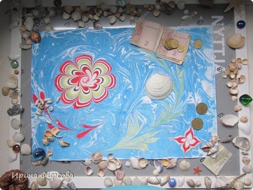 ЭБРУ - рисование на воде. фото 20