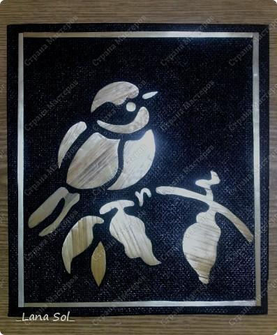 Приближается осень,птицы собираются на юг,а эти останутся жить в нашей любимой Стране Мастеров и радовать нас фото 2