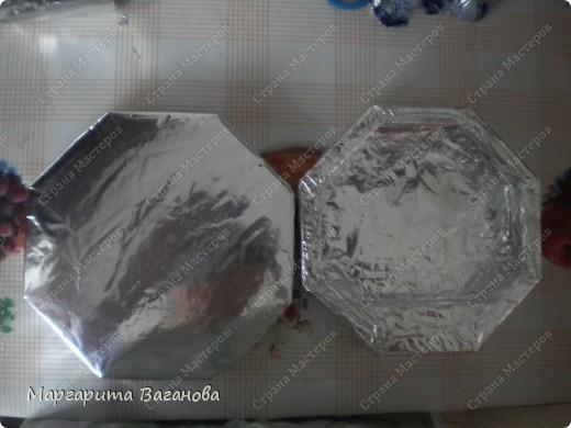 """Скоро юбилей у брата, всей большой семьёй решили подарить карточку в магазин """"Спортмастер"""",а как оформить не знаем.Вылезла я во всемирную паутину и нашла это http://moyazabava.narod.ru/hobbi/buket29.html, а как сделать нигде не нашла.Сделала и делюсь опытом фото 11"""