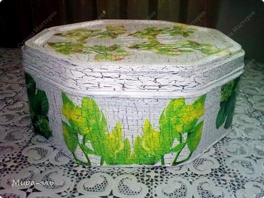 жили были баночки.... и они попались ..... это баночка из под зеленого чая фото 9