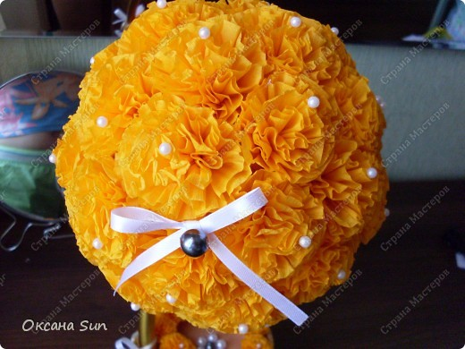Вот мой новый золото-оранжевый топик фото 2