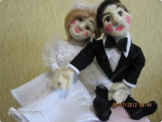 28 июля моя крестная Соня вышла за муж вот мой подарочек фото 1