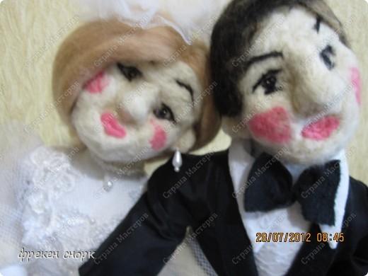 28 июля моя крестная Соня вышла за муж вот мой подарочек фото 3