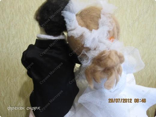 28 июля моя крестная Соня вышла за муж вот мой подарочек фото 4