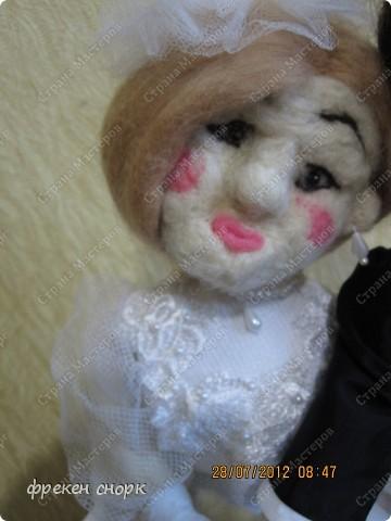 28 июля моя крестная Соня вышла за муж вот мой подарочек фото 5