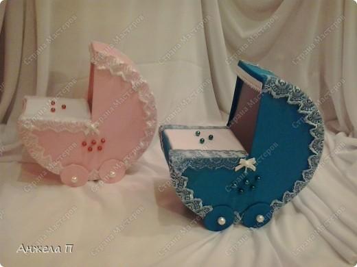 Вот и колясочки для проведения гадания на свадьбе. фото 2
