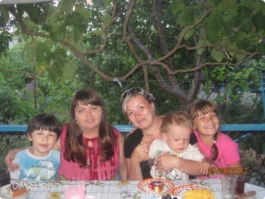Доброго времени суток, дорогие мои, любимые девчёнки и все кто меня ещё не забыл!!!!!! Это лето стало для меня на редкость удивительным временем!!!! А почему, вы узнаете дальше))) фото 3