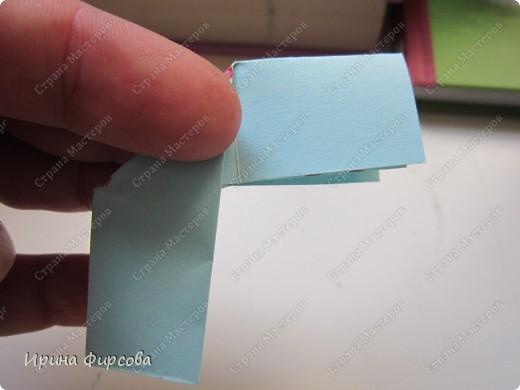 Радужная пружинка СЛИНКИ оригами))) фото 32