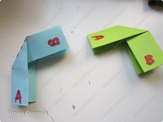 Радужная пружинка СЛИНКИ оригами))) фото 36