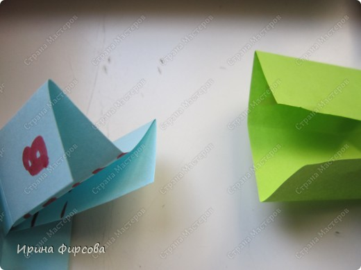 Радужная пружинка СЛИНКИ оригами))) фото 37