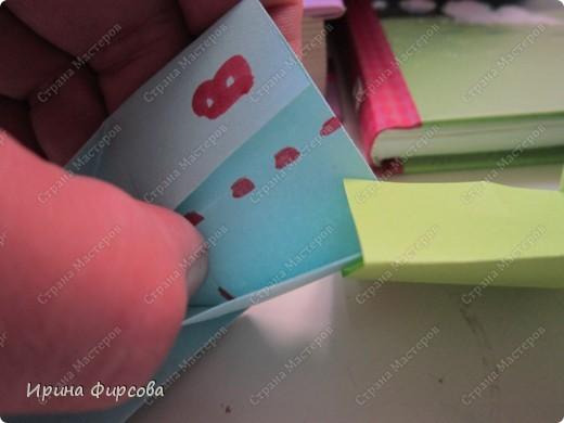 Радужная пружинка СЛИНКИ оригами))) фото 39
